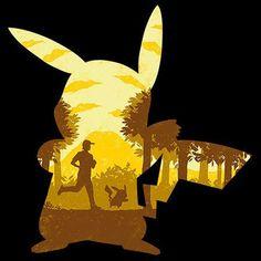 Una aventura con tu mejor amigo . An adventure with your best friend . #pikachu #pokemon #pokeball #pocketmonsters #ashketchum #kanto #nintendo #nintendero #nintendofan #sectorn #geekshirts #Videojuegos #videogames #instapokemon By whitebison