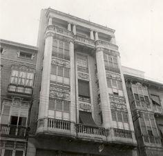 Inmueble n. 5 de la Calle Puertas de Murcia.