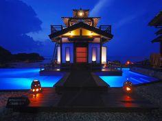 ランプの宿 能登半島 Japan