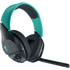 Skullcandy PLYR 2 Wireless Gaming Headset (teal / navy) SMPLFY-280 - $129.99