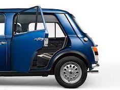 Classic 4 door Mini