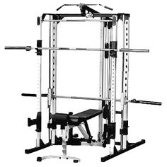 New Home Gym Dimensions