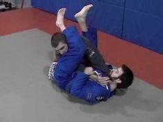Brazilian Jiu-Jitsu Arm Lock/Arm Bar Drill From Guard - YouTube