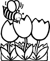 image result for bee outline drawings for kids - Outline Drawing For Kids