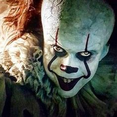 "Pennywise from the 2017 film... ""It"""