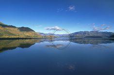 Kanuka Circle - Martin Hill - 2011 - Lake Wanaka, New Zealand