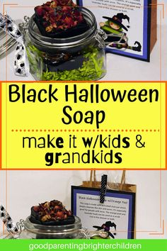 Here's how to make the best soapmaking with kids & grandkids. Holiday recipes. No lye; easy-peasy directions using melt-and-pour soap. Discover the magic ingredient that helps with teen & tween acne. #soapmaking #soapmakingforbeginners #soapmakingrecipes #soapmakingforkids #soapmakingwithoutlye #meltandpoursoap