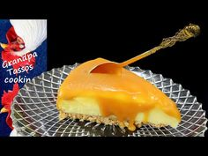 Caramelized dream with sweetened condensed milk Condensed Milk, Greek Recipes, Melted Butter, Amazing Cakes, Caramel, Sweet Tooth, Cheesecake, Food And Drink, Sweets