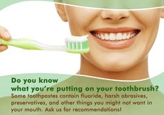 How to choose the right toothpaste - http://www.eastwichitadentist.com/