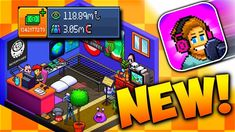 PewDiePie's Tuber Simulator Mod APK Unlimited Everything 2020 free download for android Pewdiepie Tuber, Tuber Simulator, Gaming Tips, Fun Games, Cheating, Ios, Hacks, Money, Hack Tool