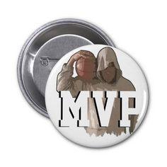 MVP Round Button