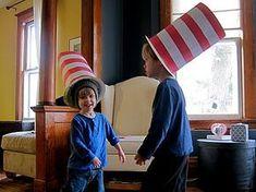 Joyfully Weary: Easy Seussian Hats