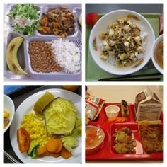 Nutrition, the problem with school meals in America #USA #JamieOliver #schoolmeals Food around the world