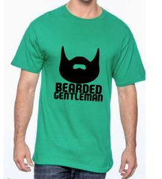 Bearded Gentleman by ShirtPlease on Etsy