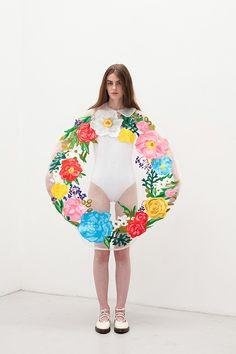 リトゥンアフターワーズ 2017年春夏コレクション - 花が教えてくれた、装うことの楽しみ   ニュース - ファッションプレス