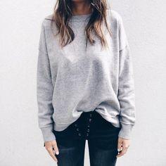 Harajuku Long Sleeve Sweatshirt