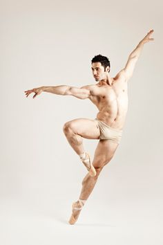 If anyone comes to me and tell me a man can't be a ballerina....ooohh...Adrian Cunescu ftw!