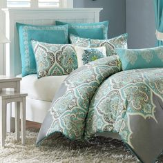Linens Lace Amp Drapes On Pinterest Comforter Sets Joss
