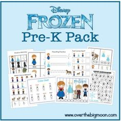 Therapy Activities of the Week: Crazy About Frozen!  - pinned by @PediaStaff – Please Visit ht.ly/63sNtfor all our pediatric therapy pins