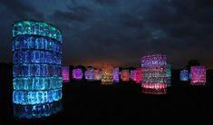 Bruce Munro's Spectacular Light Installation at Longwood Gardens - My Modern Metropolis
