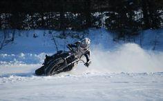 L'hiver au Québec... - Actualité - Moto Journal