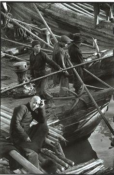Shanghai 1948 © Henri Cartier-Bresson | CHINA / 中國