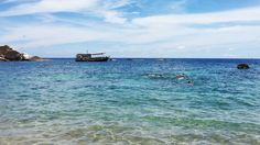 Snorkeling in Tanote Bay Koh Tao Thailand #TanoteBay #Snorkeling