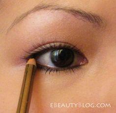 Asian Eyes Makeup