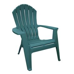 Adams mfg corp teal resin stackable adirondack chair products i love and or want pinterest - Green resin adirondack chairs ...