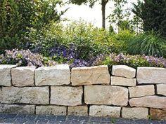 Trockenmauer für den Garten: Das Multitalent | SELBER MACHEN Heimwerkermagazin