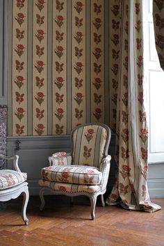 Château De Montgeoffroy | Pierre Frey Magazine