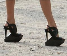 679b739cded 30 Insane High Heels That Will Make Your Feet Hurt