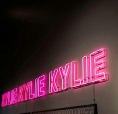 The Kylie Jenner Pop-Up Shop @ Topanga Westfield LA.