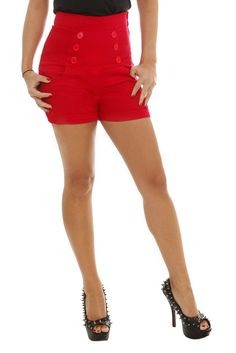 New Arrivals | Hot Topic Sailor Shorts, I Love Fashion, Alternative Fashion, Hot Topic, My Wardrobe, Sweater Cardigan, Casual Shorts, Sweaters, Cardigans