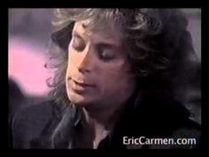 Eric Carmen - I'm Through With Love (Official Music Video) 1985
