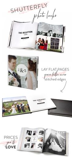 Photo Books by Shutterfly + A Giveaway!  Read more - http://www.stylemepretty.com/2013/10/21/photo-books-parent-albums-by-shutterfly/