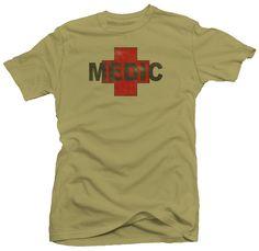 army  medic | Medic Combat Paramedic Army Military New EMT T Shirt | eBay