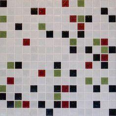 Storybook Blend - Kaleidoscope 20mm Vitreous Glass Mosaic Tiles