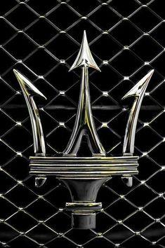 Maserati cars are my favorite! This is the Maserati Trident.looks somewhat like the ASU trident. Maserati Granturismo, Jets Privés De Luxe, Matchbox Autos, Carros Lamborghini, Lamborghini Gallardo, Maserati Car, Maserati Emblem, Maserati Interior, Porsche Cars