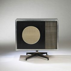 Stephens Tru-Sonic 1956  Designed by   Charles Eames, Ray Eames