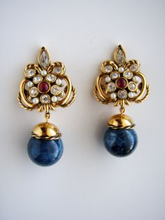 jose maria barrera earrings | Jose Maria Barrera for Avon's Vintage Florentine Style Collection ...
