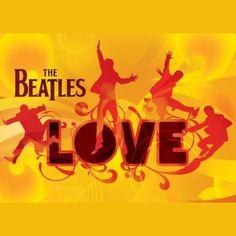 Cirque Du Soleil The Beatles LOVE show. Best. Show. In. Vegas.