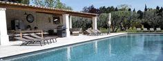 Afbeeldingsresultaat voor poolhouse style provencal