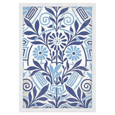 I pinned this Damask I Wall Art from the Artful Accents event at Joss and Main!