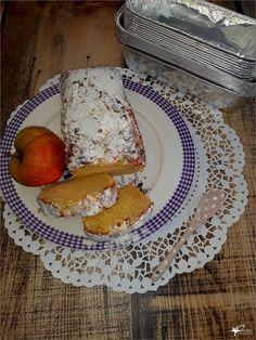 Szybkie ciasto z jabłkami mieszane łyżką | Słodkie okruszki Sweets Cake, Banana Bread, French Toast, Food And Drink, Breakfast, Desserts, Diet, Morning Coffee, Tailgate Desserts