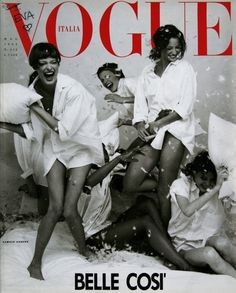 #vogueinspiration