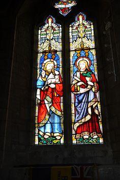 Tredington Stained glass DSC_0117