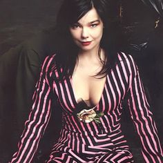 Bjork.  To see her in concert - on my bucket list.