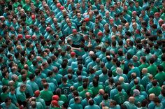 Castellers: Torre Humana