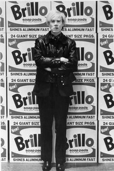Andy Warhol 🔹🔺More At FOSTERGINGER @ Pinterest   🔴🔹🔻